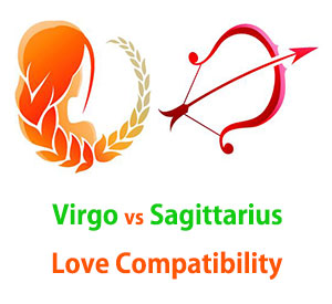 Virgo and Sagittarius Love Compatibility