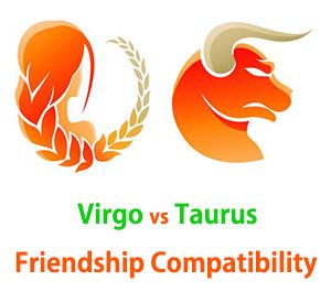 Virgo and Taurus Friendship Compatibility