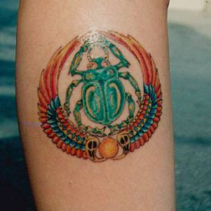 Meaning of Tattoos Scarabs