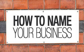 how to find a good business name